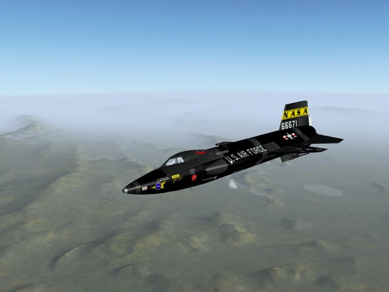 Pushing the boundaries – the X-15 story – FlightGear ...