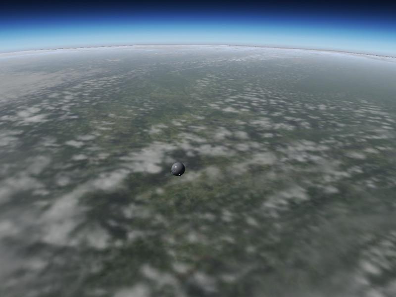 Flightgear espace