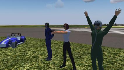 Flightgear - missions