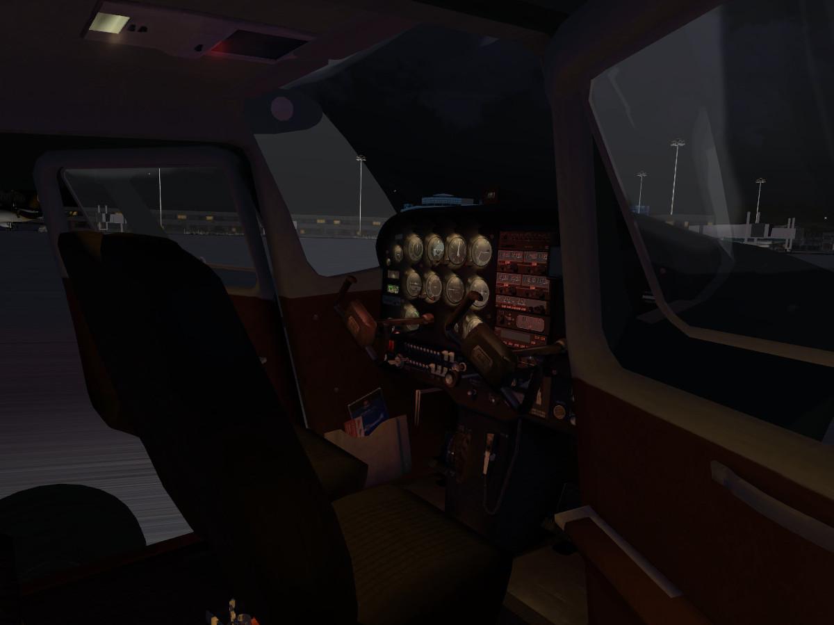 Thorsten R  – FlightGear Flight Simulator